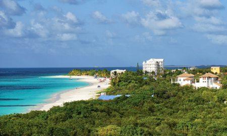 A Beach in Anguilla