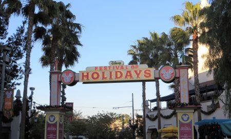 Visiting as a Vegan/Vegetarian at Disneyland Resort During the Holidays!