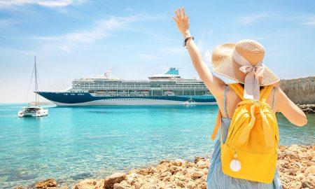Cruise line offering vegan food