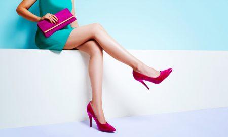heels, spring, jewel tones