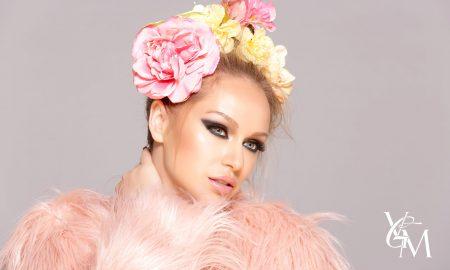Katarina Van Derham makeup
