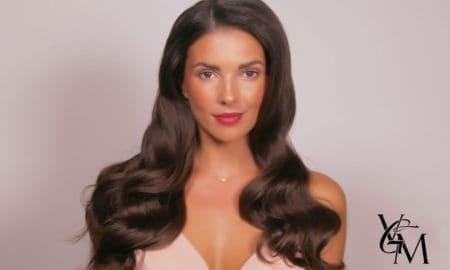 Old Hollywood Glam Hair Tutorial
