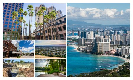 You Might Be Surprised! The Happiest Places to Live in the U.S. are...