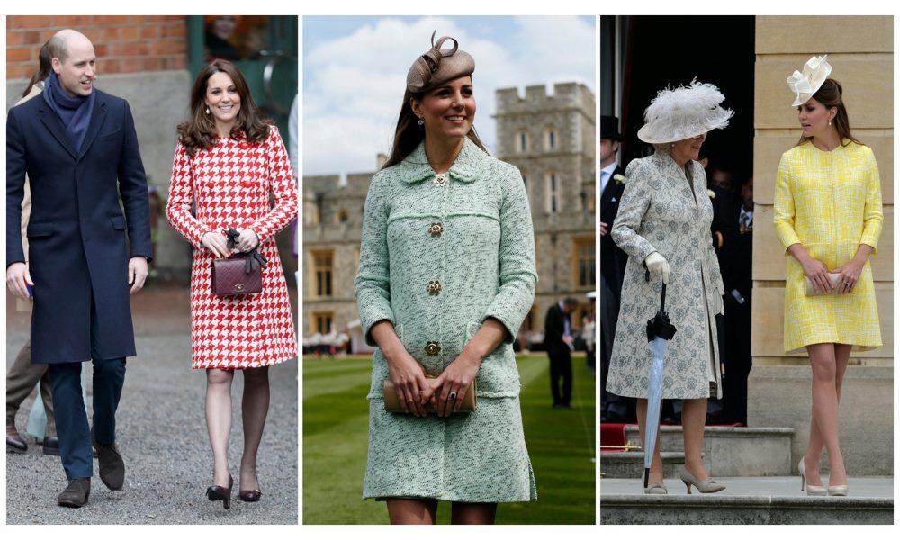 8d5ca26cbf59f 21 Best Pregnancy Looks Worn by Kate Middleton