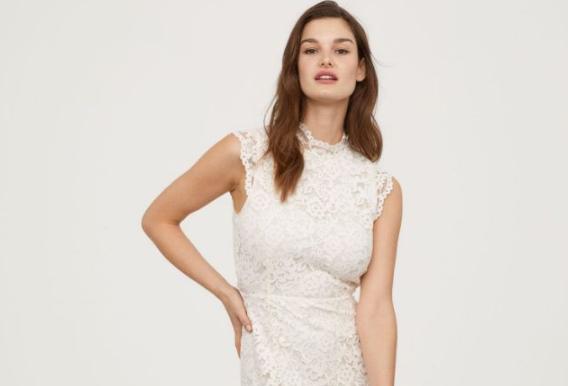 H&M Launches Affordable Bridal Shop
