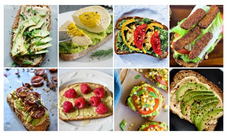 14 Ways You Can Decorate Your Summer Avocado Toast
