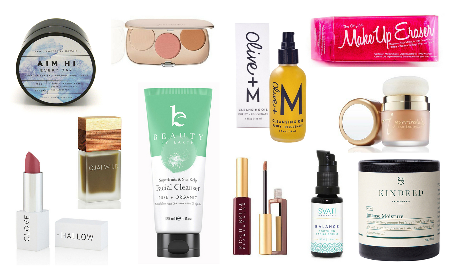 Brianne's Favorite Natural Beauty Products_Spring 2018