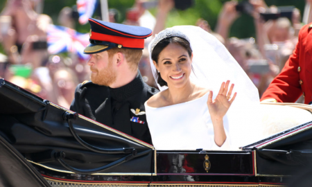 This is How Much Fashion Brands Made on Instagram After The Royal Wedding