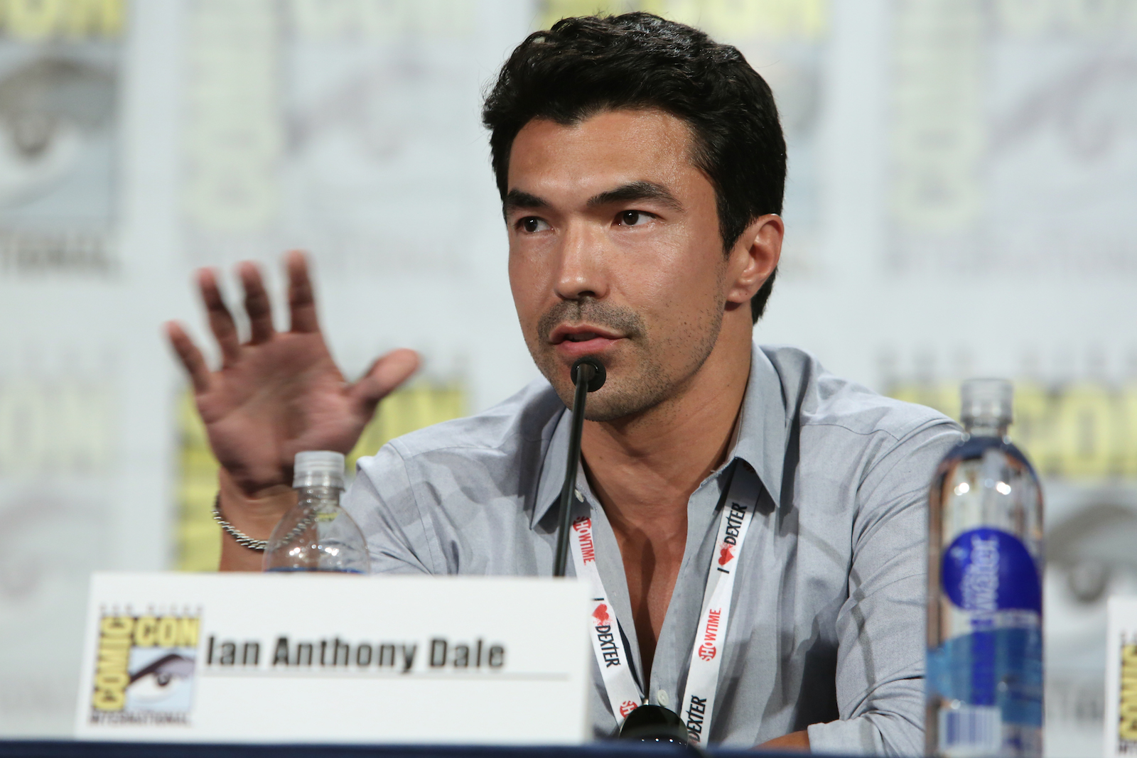 Ian Anthony Dale is a Star on the Rise!