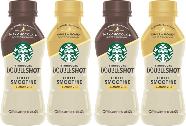 Starbucks Launches New Plant-Based Coffee Smoothies