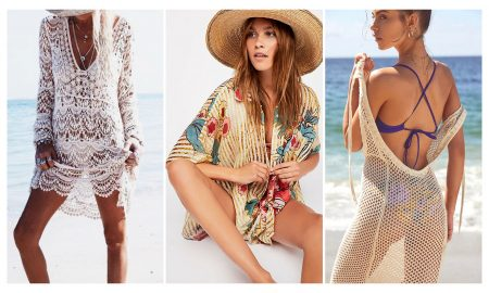 12 Sexy Cover-Ups for the Beach When You Need Some Coverage