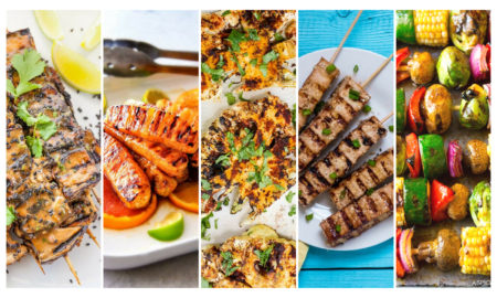 15 Vegan Barbecue Recipes that Even Meat Eaters Will Like
