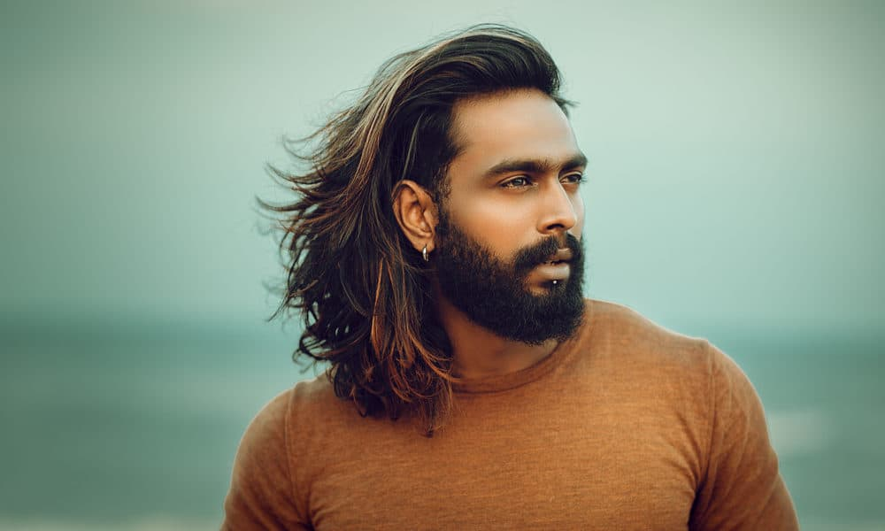 7 Ways to Take Care of Your Long Hair as a Man