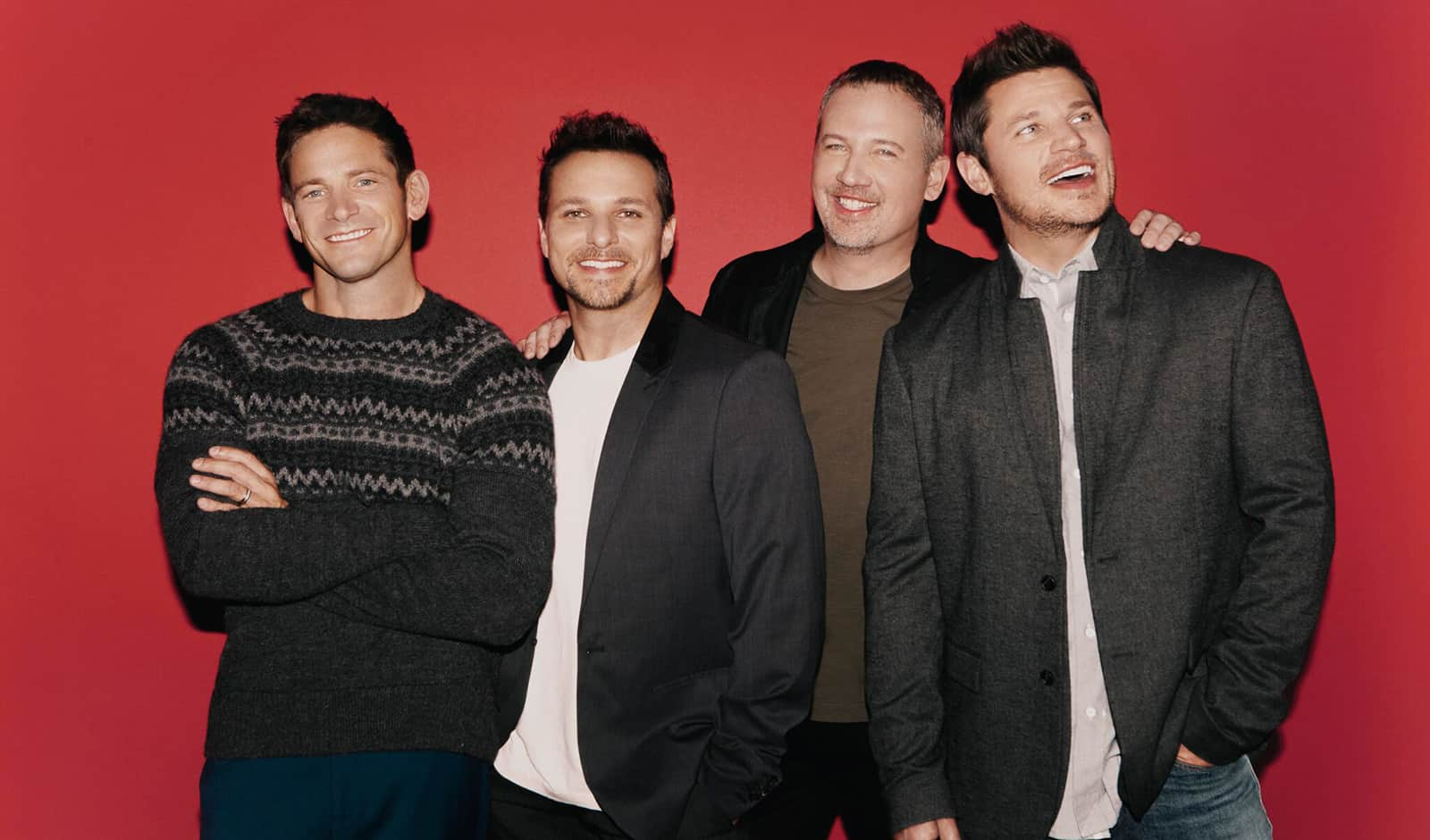 Jeff Timmons of 98 Degrees Talks All Things Christmas: Music, Touring, and Holiday Memories