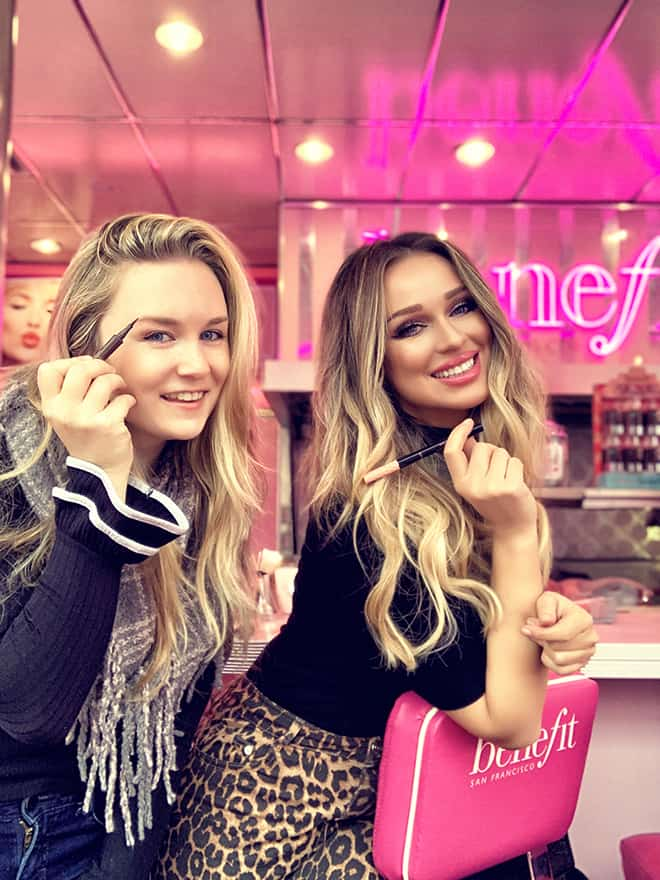 Benefit-Cosmetics-Roller-Liner-Diner-katarina-van-derham-malorie-mackey-viva-glam-magazine