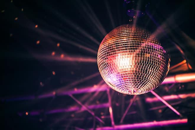 Fun-Party-Ideas-for-Adventurous-Adults-disco-ball