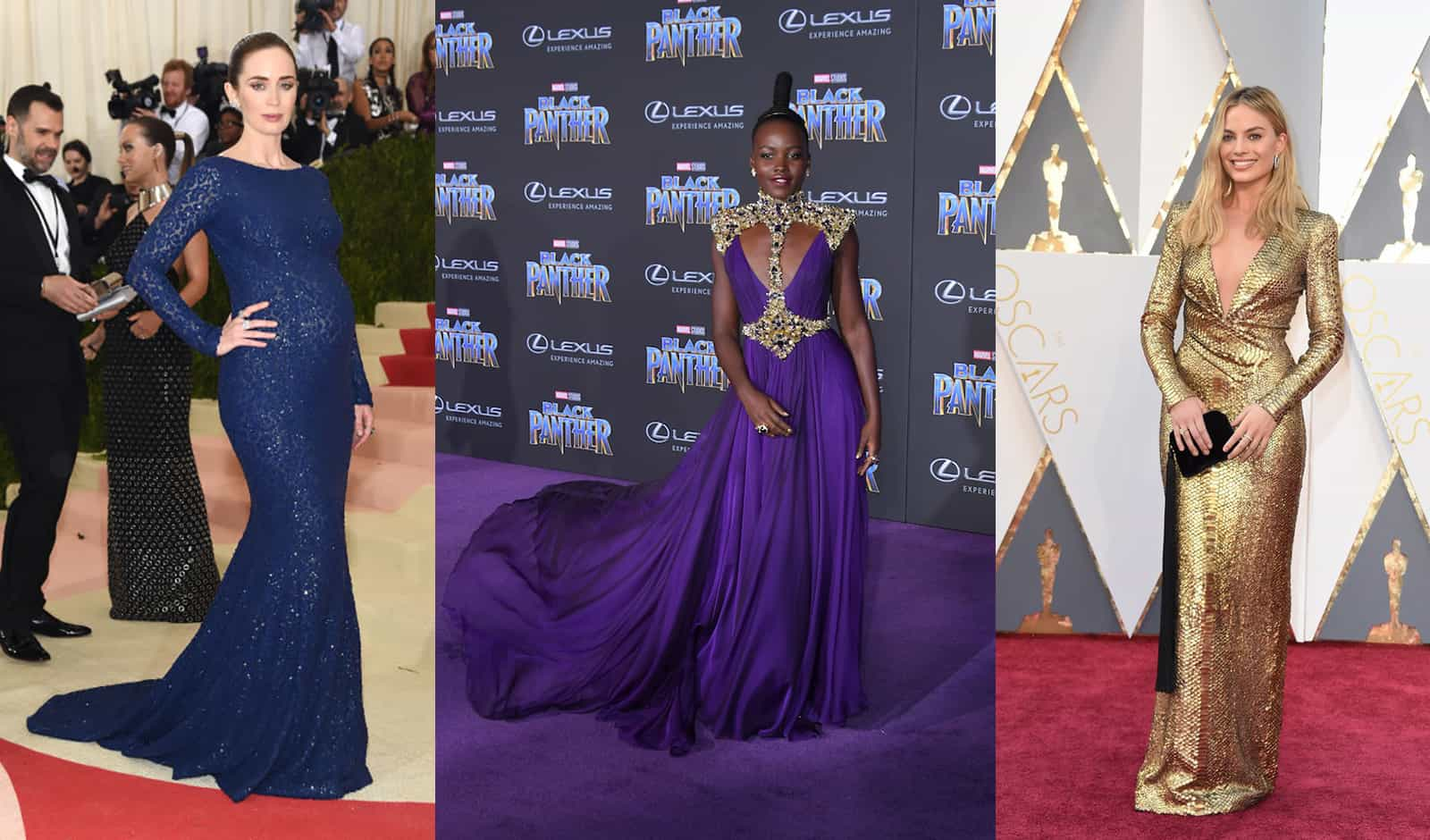 The Most Glamorous Actresses to Watch On The Oscars Red Carpet