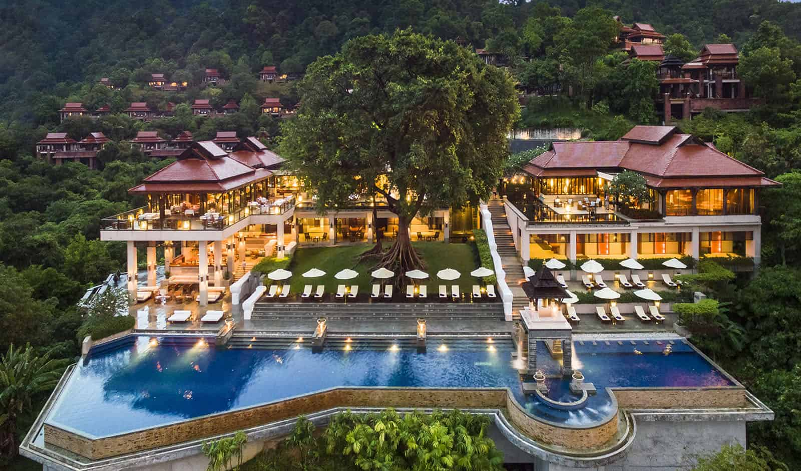 Pimalai Resort and Spa in Koh Lanta, Thailand Offers You The Perfect Tropical Getaway