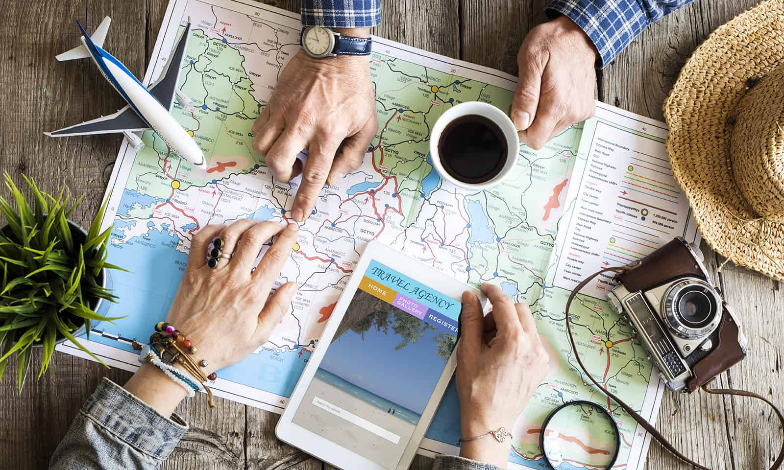 The Best Sites to Use to Plan Your Travel