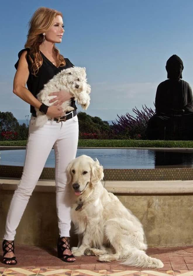 From-Mean-Girl-to-Legacy-tracey-bregman-with-dogs