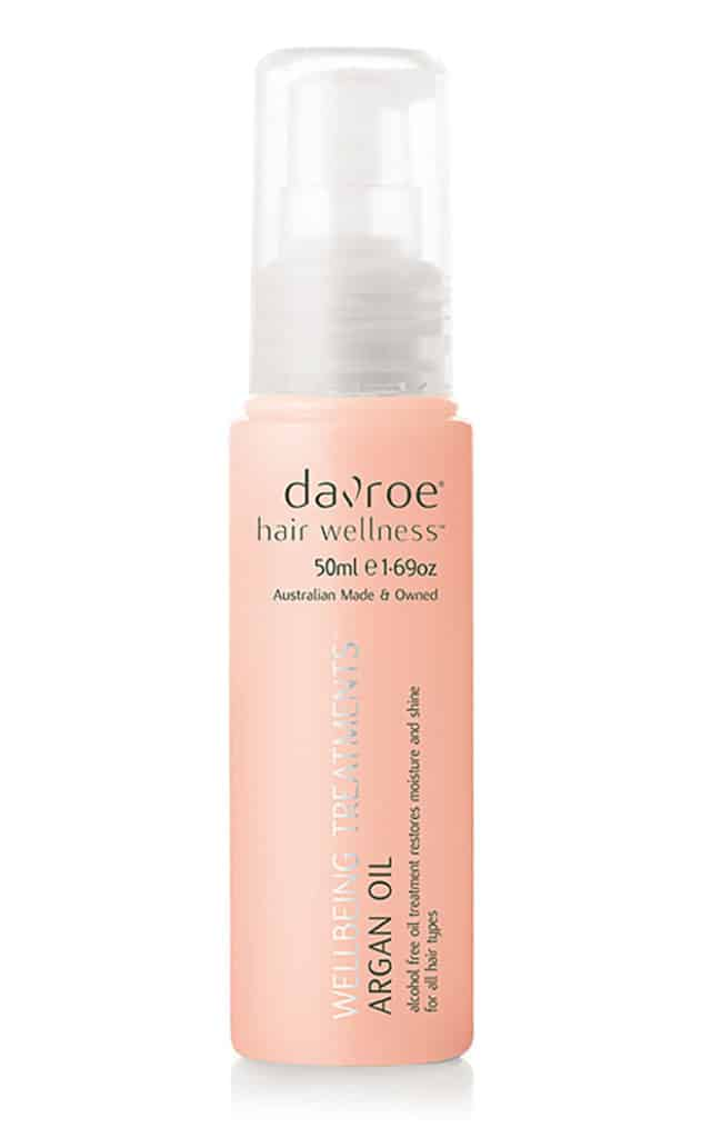 must-have-hair-products-for-every-glam-girl-davroe-wellbeing-treatment-argan-oil