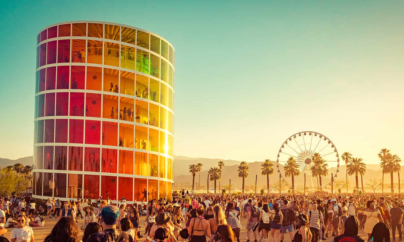 Spectra Steals the Show at Coachella
