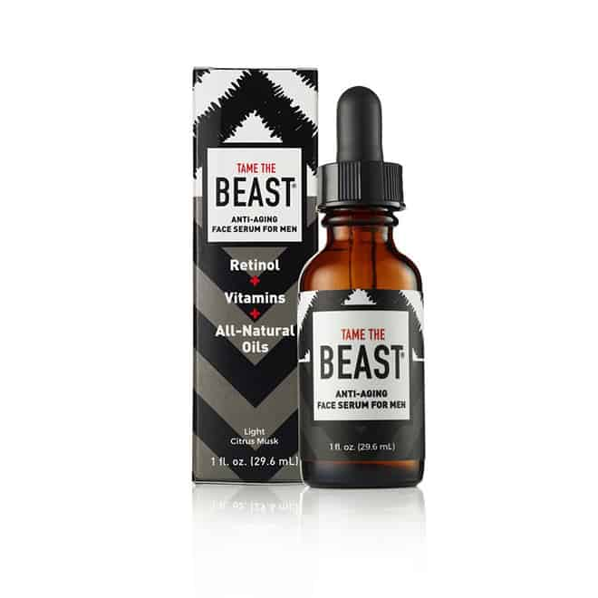 Unusual-Father's-Day-Gifts-tame-the-beast-mens-anti-aging-cream