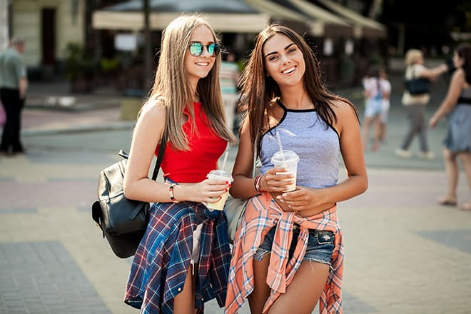 Casual-Wear-Choices-for-Ladies-two-girls-in-casual-attire