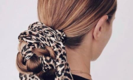 Chic Bun Hairstyles That Require No Energy 3