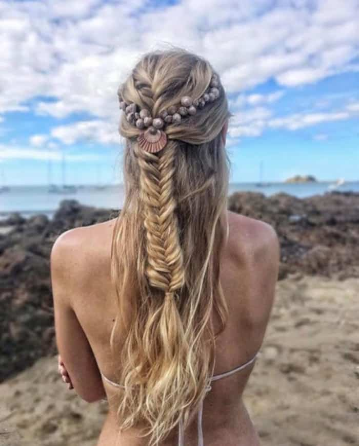 Gorgeous Beach Hairstyles