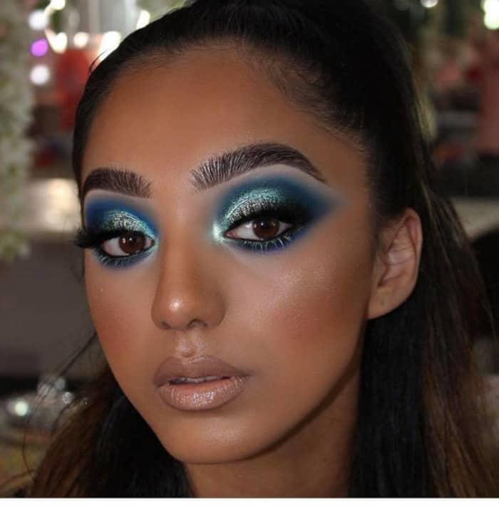 Mermaid makeup is the biggest summer trend