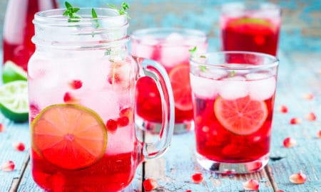 The-Best-CA-Treats-to-Indulge-in-Without-Feeling-Guilty-pomegranate-lemonade-with-mint.