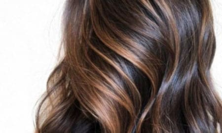 Caramel Mocha Balayage Is the Trendiest Transitional Hair Color To Try 6