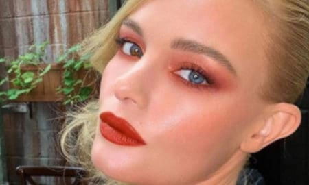 Celebrity Fall Makeup Looks Kate Bosworth