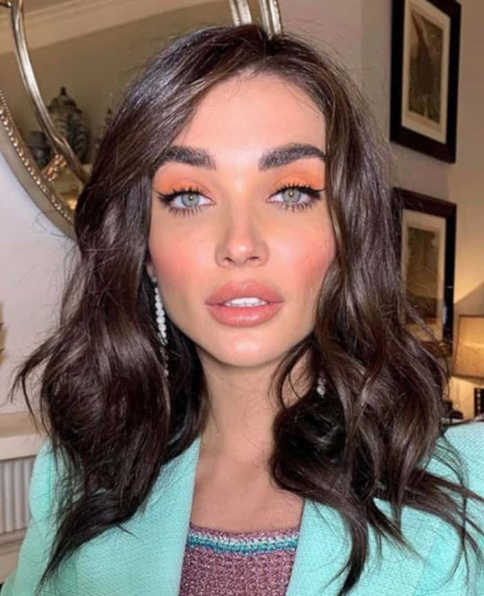 Living Coral Summer Makeup Looks