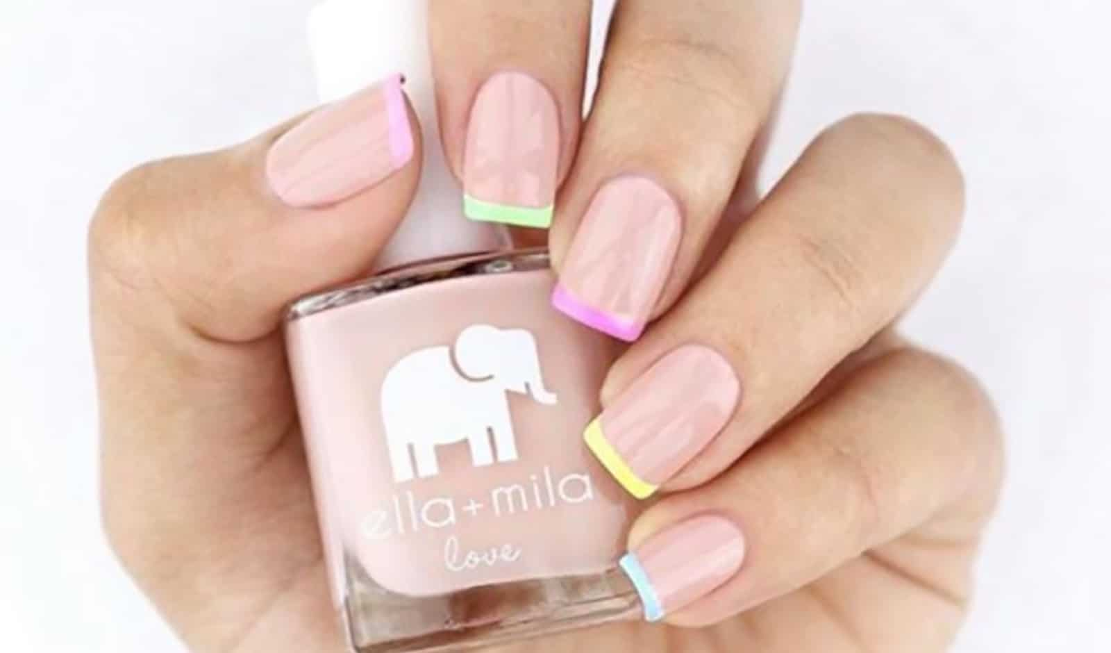 French Manicure Is Back In The Coolest Ways Viva Glam Magazine