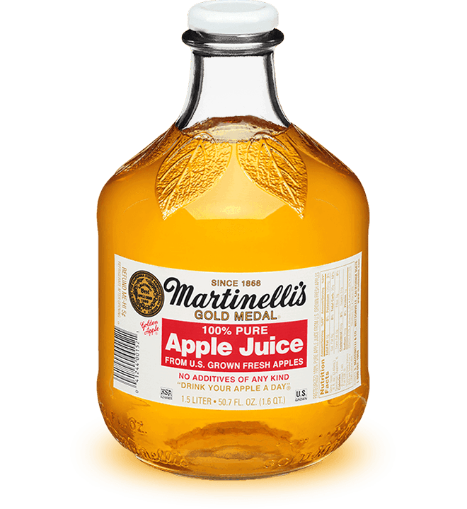 Practical-Items-You-Should-Always-Keep-Around-the-House-Martinelli's-apple-juice