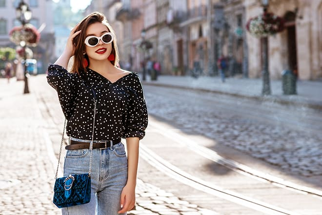 Timeless-Pieces-from-Each-Decade-that-Every-Woman-Should-Have-in-Her-Closet-off-the-shoulder-top