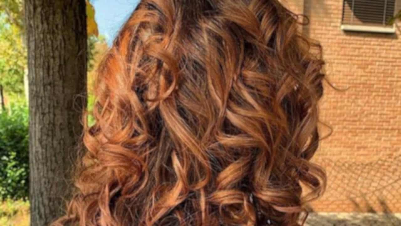 Prime Cinnamon Spice Hair Color Is Falls Prettiest Warm Hair Trend Schematic Wiring Diagrams Phreekkolirunnerswayorg