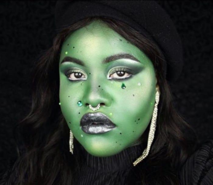 last minute easy halloween makeup looks