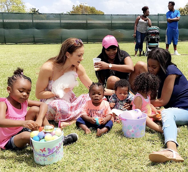 selfless-love-foundation-transforms-the-lives-of-foster-youth-ashley-brown-working-with-kids
