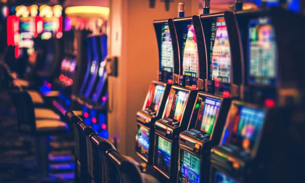 video games online slots casino