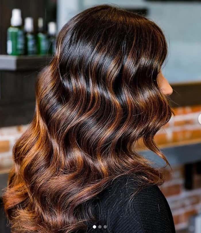 brown ale hair color trend