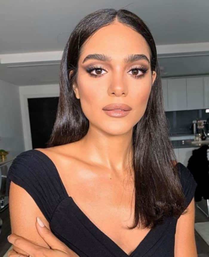 makeup haute couture trend