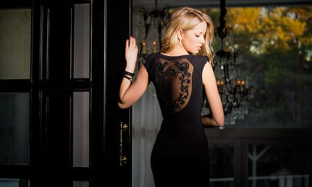 amazing-outfits-for-a-night-at-the-casino-dress-with-lace-back (1)