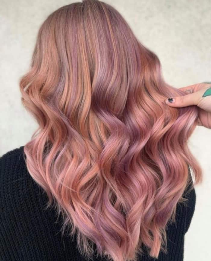 biggest hair color trends for 2020