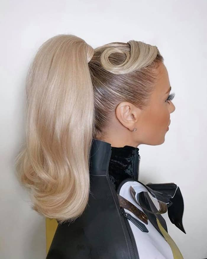 new year hairstyles