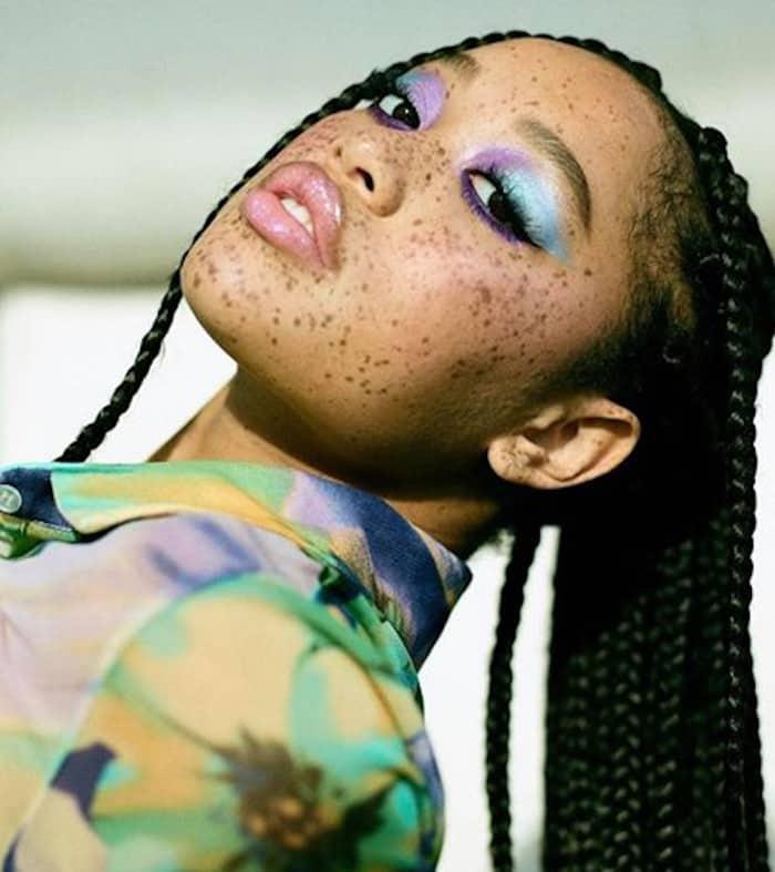 clean color makeup trend