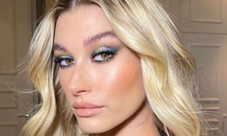Electric Eyes Makeup Trend Celebrities