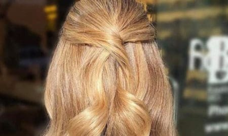 Honey Blonde Hair Color Trend